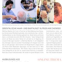 Friseur Wachter, Friseuwelt 05/2018
