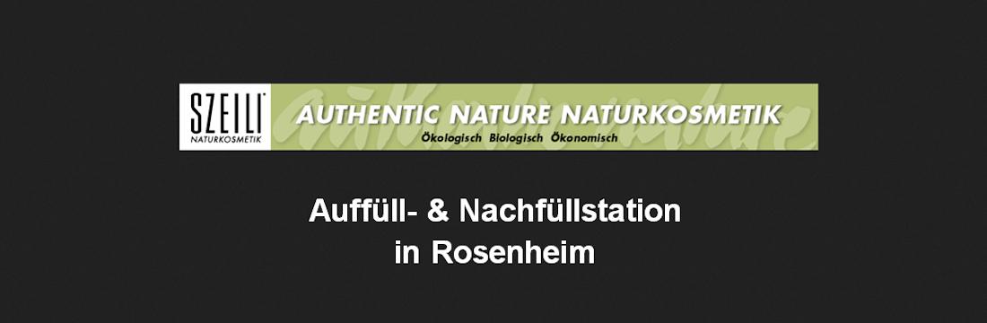 SZEILI BIO Rosenheim Auffüllen Nachfüllen Station